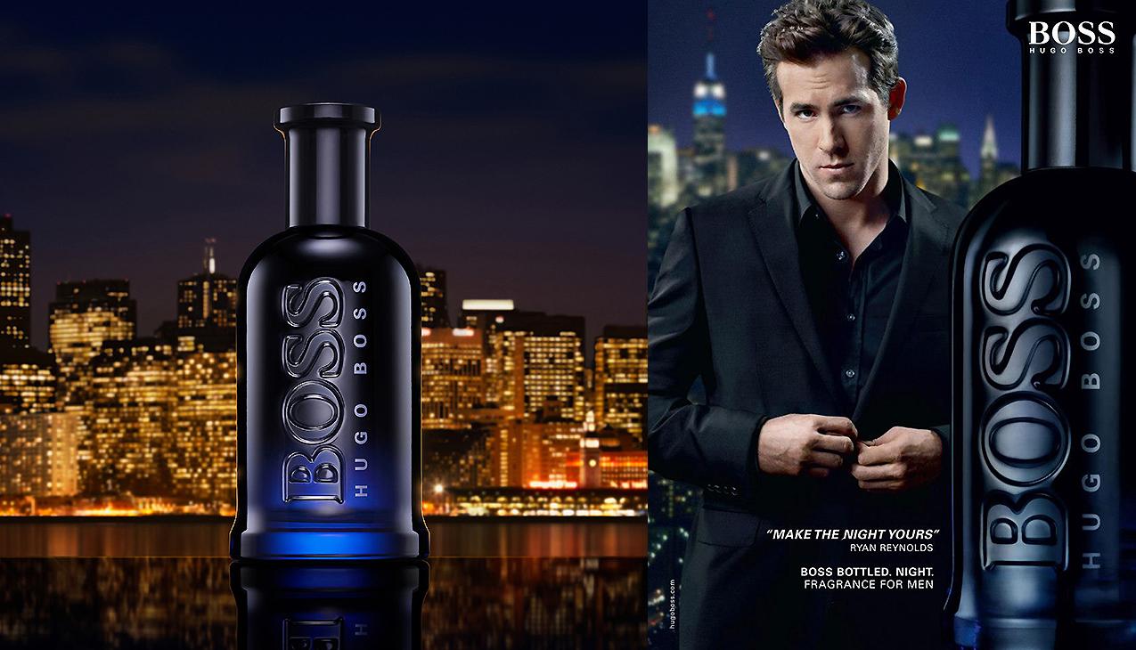 Hugo Boss Bottled Night; voor de ambitieuze jongeman