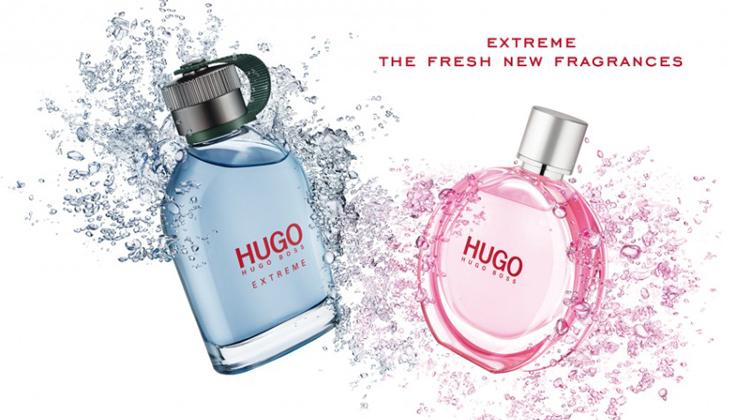 Nieuw van Hugo Boss! Hugo Extreme & Hugo Woman Extreme