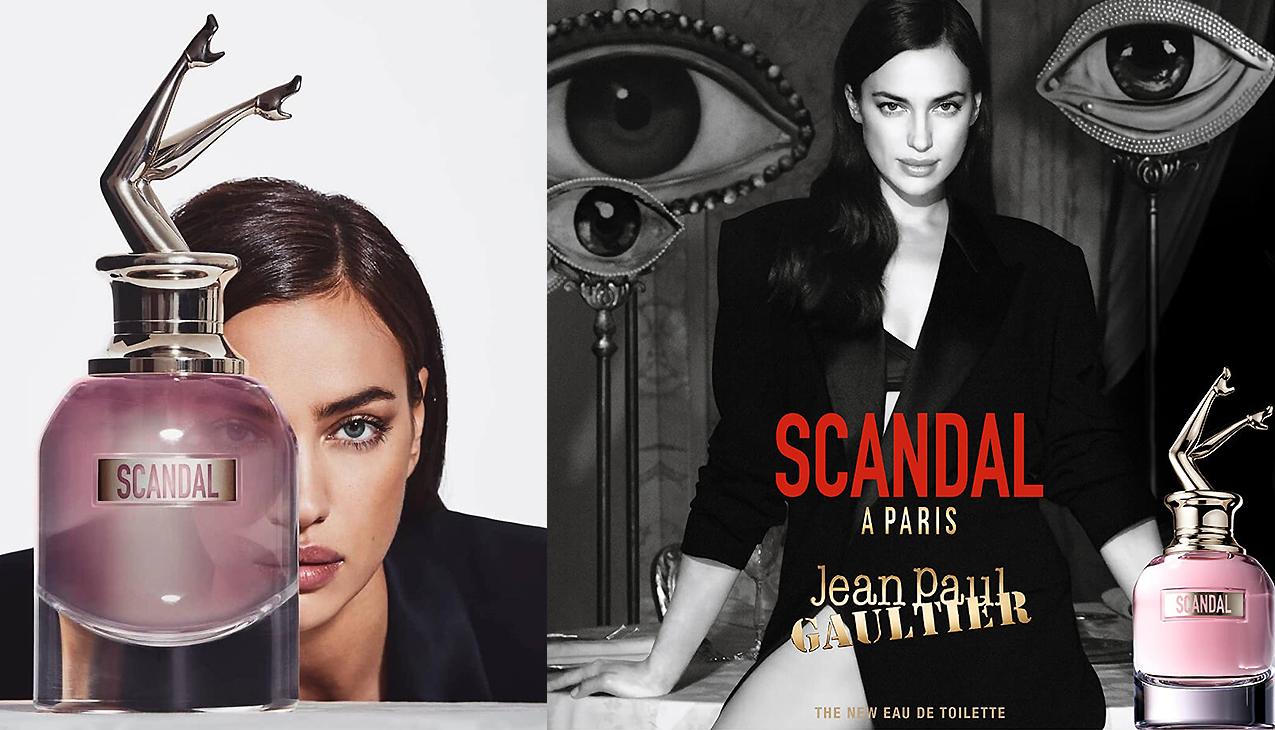 Nieuw! JPG Scandal A Paris; laat je betoveren door de gepassioneerde florale chypre-compositie!
