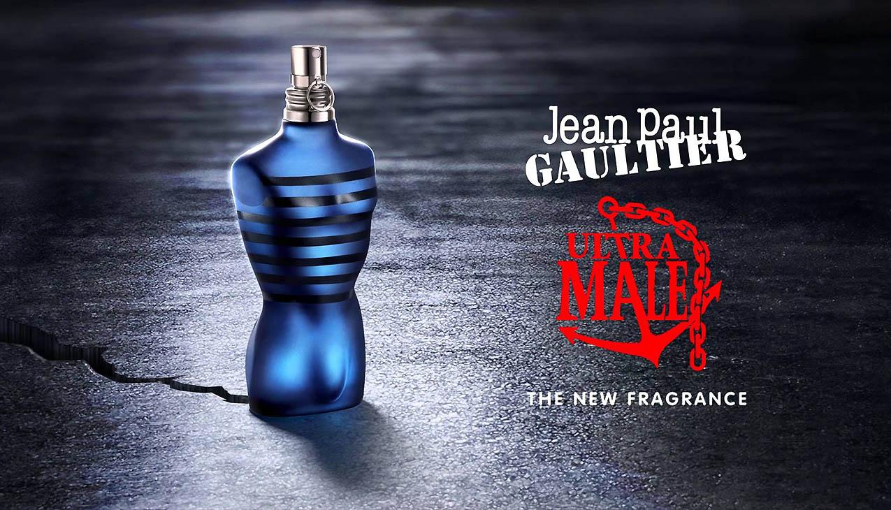 Jean Paul Gaultier Ultra Male; een pittige herinterpretatie van het populaire Le Male