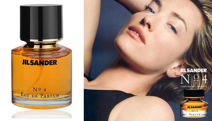Jil Sander no 4 eau de parfum; nu met 54% korting!