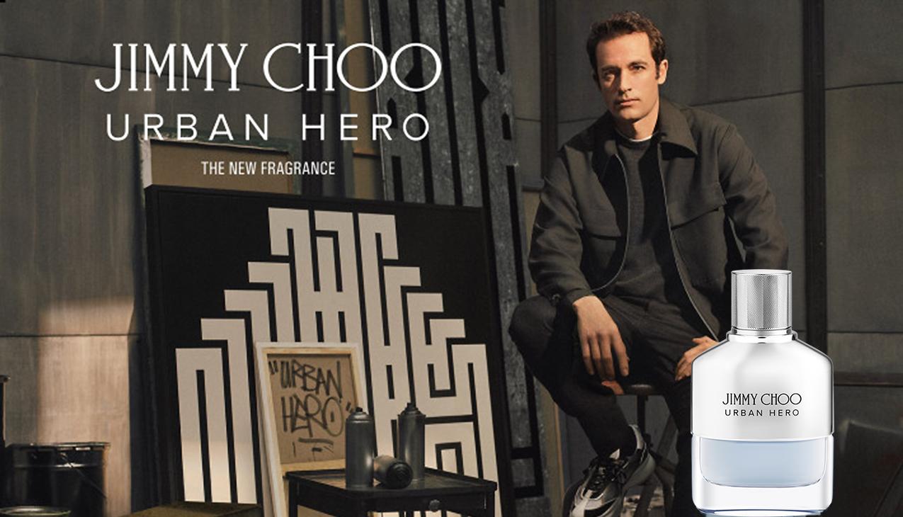 Nieuw! Jimmy Choo Urban Hero; een ode aan de mysterieuze en zelfverzekerde Jimmy Choo-man