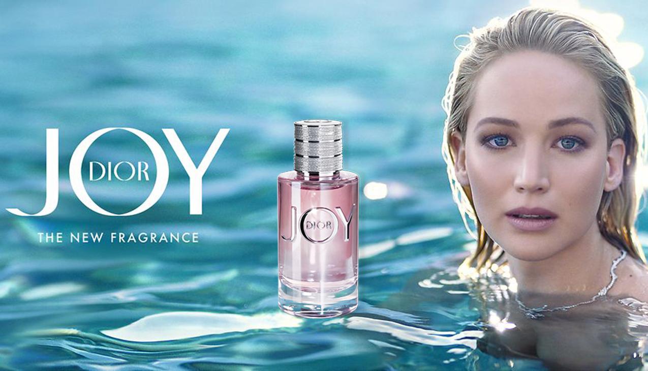 JOY by Dior; een ode aan plezier en aan het leven