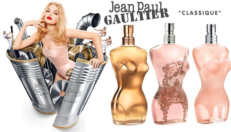 Gaultier Classique; Sensueel, vrouwelijk, vrijgevig en wellustig