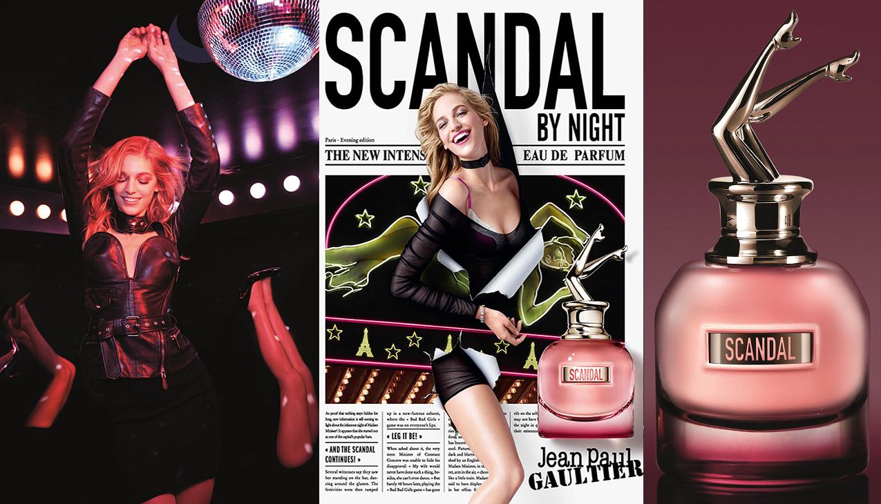 Jean Paul Gaultier Scandal by Night; onbeschaamd verleidelijk