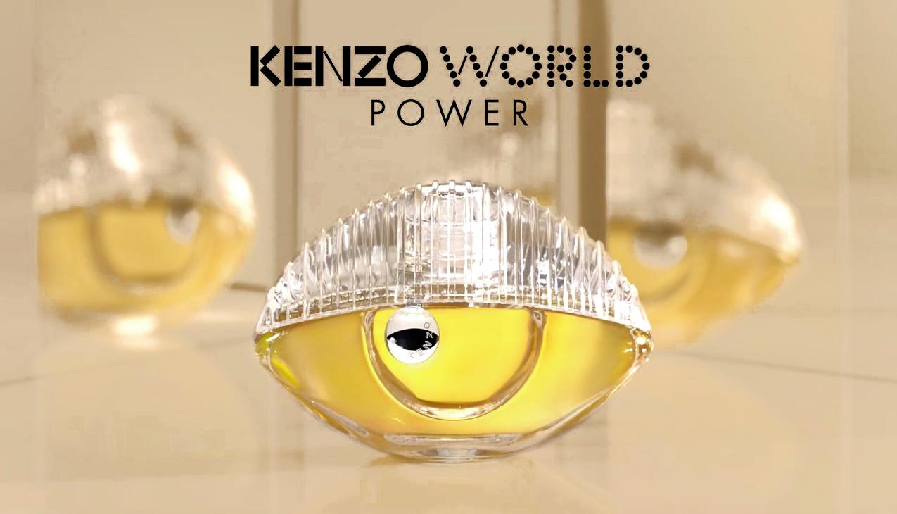 Kenzo World Power; laat jezelf zien zoals je bent