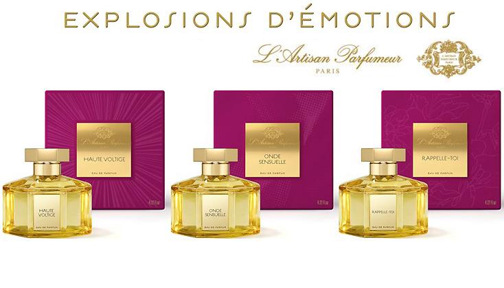 l'artisan parfumeur explosions d'emotions