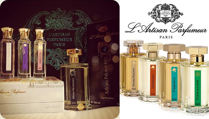 L'Artisan Parfumeur; kwaliteit, vakmanschap en authenticiteit.
