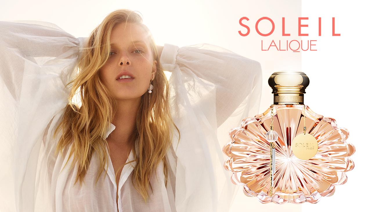 Soleil Lalique, het nieuwe vrouwelijke parfum