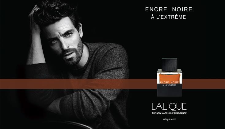 Aanbieding! Lalique Encre Noire a L'extreme 100ml edp van € 110,00 voor € 49,95!