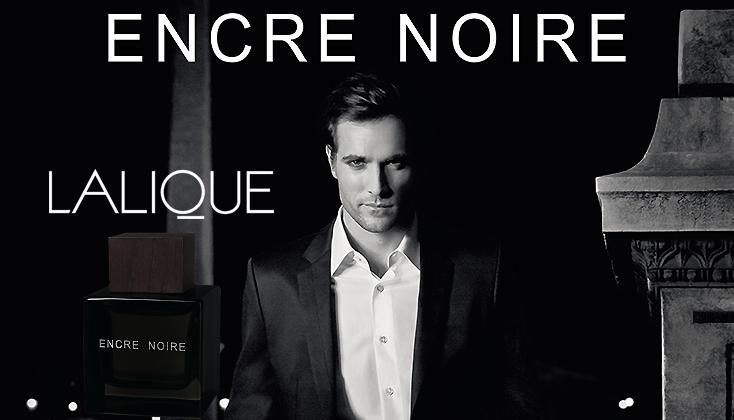 Lalique Encre Noire maakt een onuitwisbare indruk