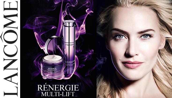 Lancôme Rénergie Multi-Lift; een nieuwe dimensie in het liften en verstevigen van de huid