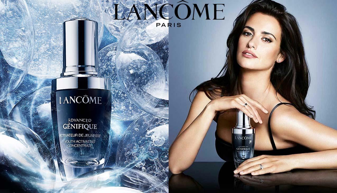 Lancôme Advanced Génifique; bevordert een jeugdige huid met een gezonde glow