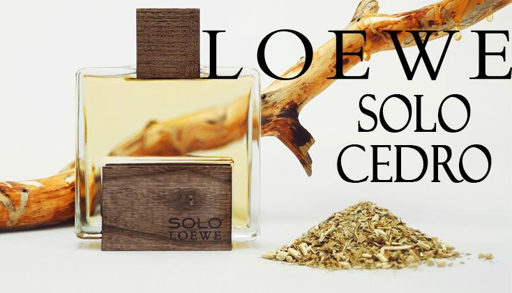Loewe Solo Cedro; Uniek, evenwichtig, authentiek en natuurlijk