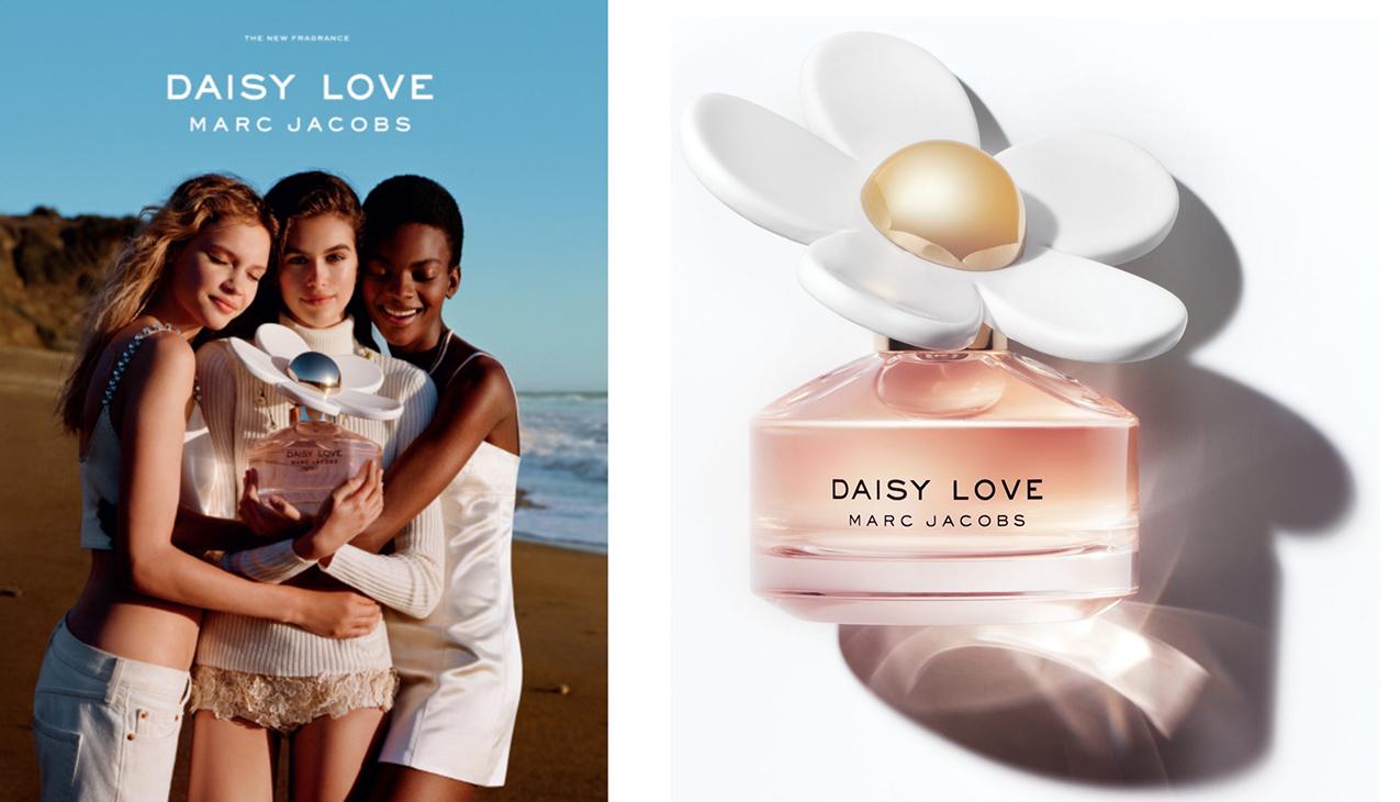 Marc Jacobs Daisy Love; pure, aanstekelijke levensvreugde