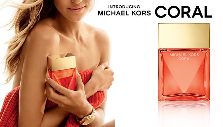 Michael Kors Coral; Fris. Vrouwelijk. Fantastisch.
