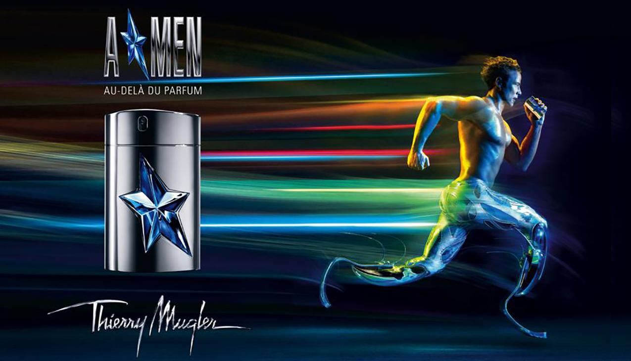 Mugler A*Men; elegant en mannelijk