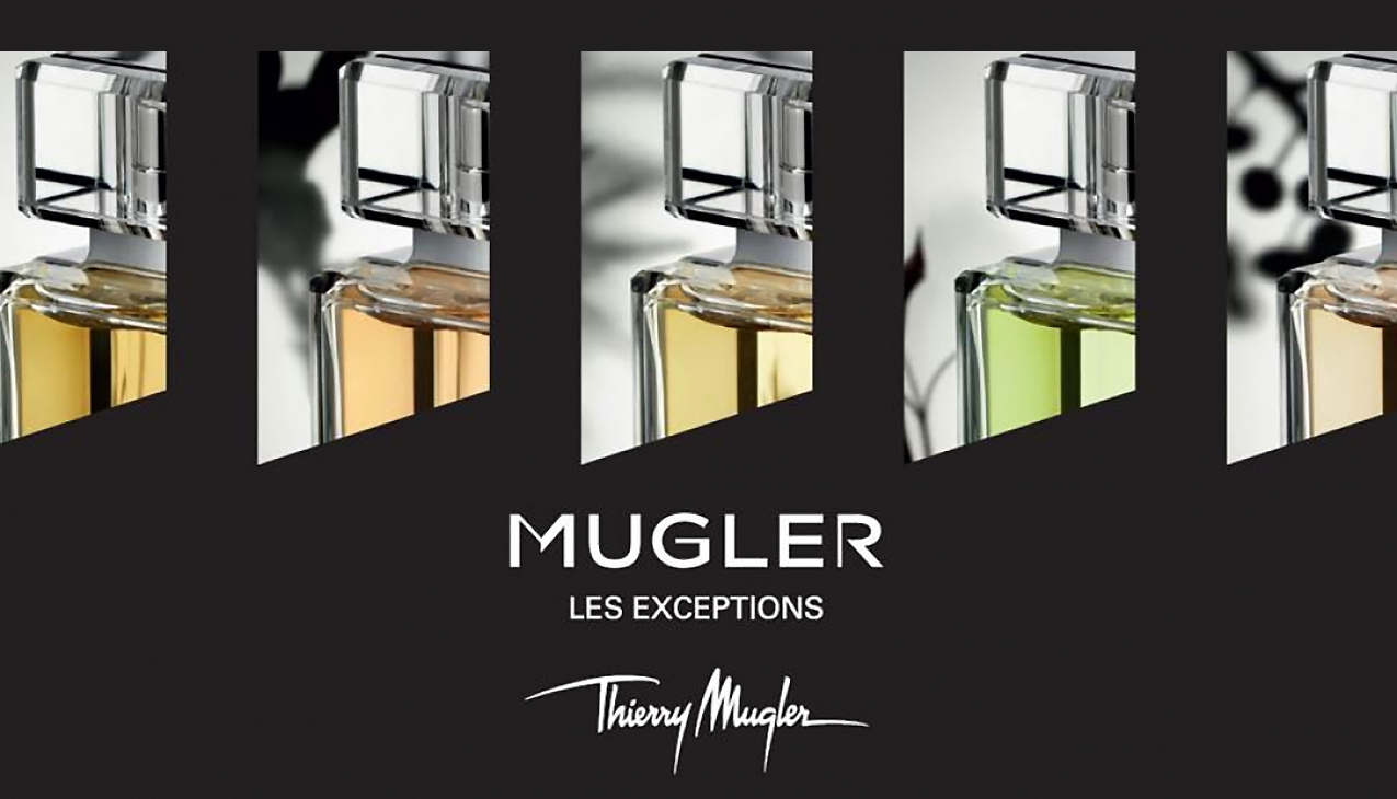 Nieuw! MUGLER Les Exceptions Haute-Parfumerie-collectie