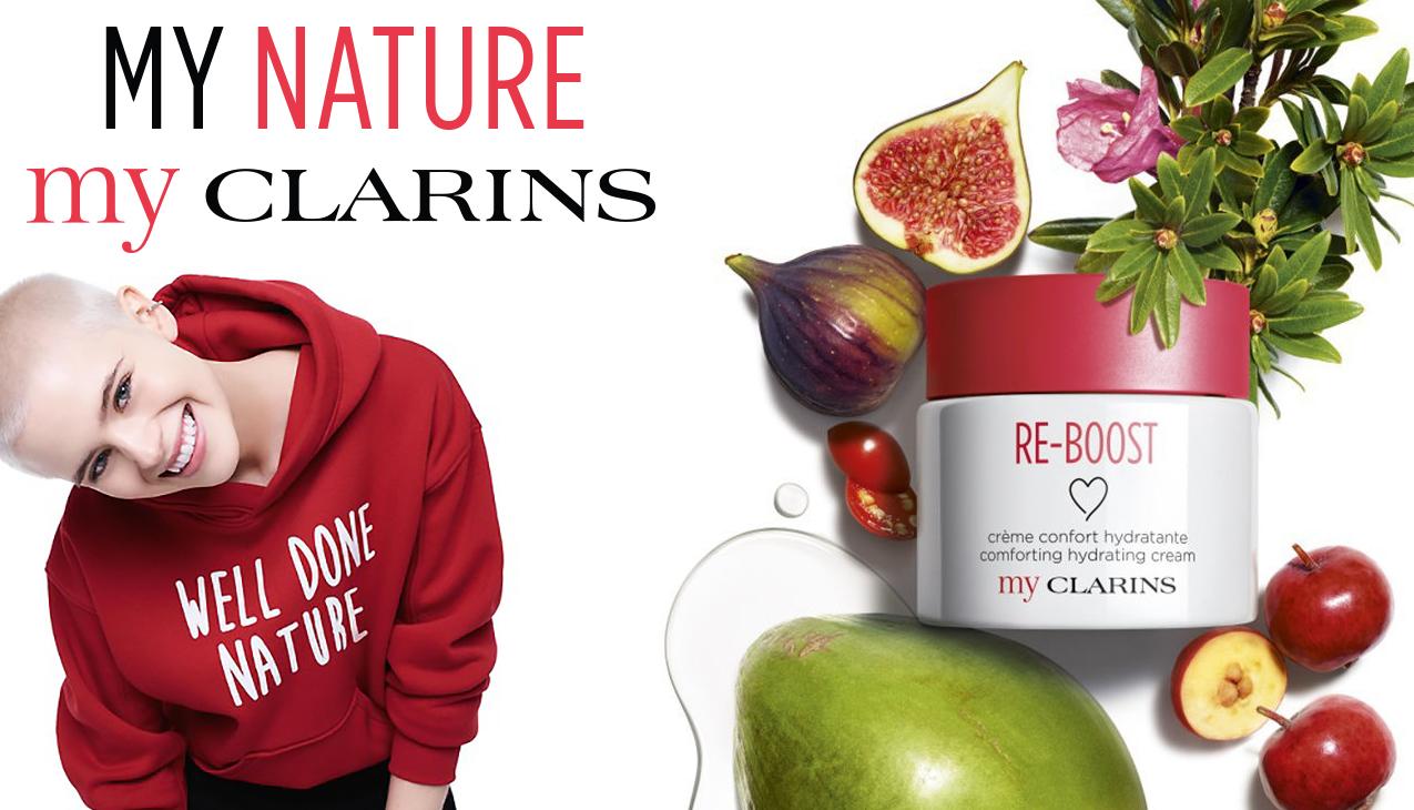 My Clarins; een nieuwe generatie verzorgingsproducten