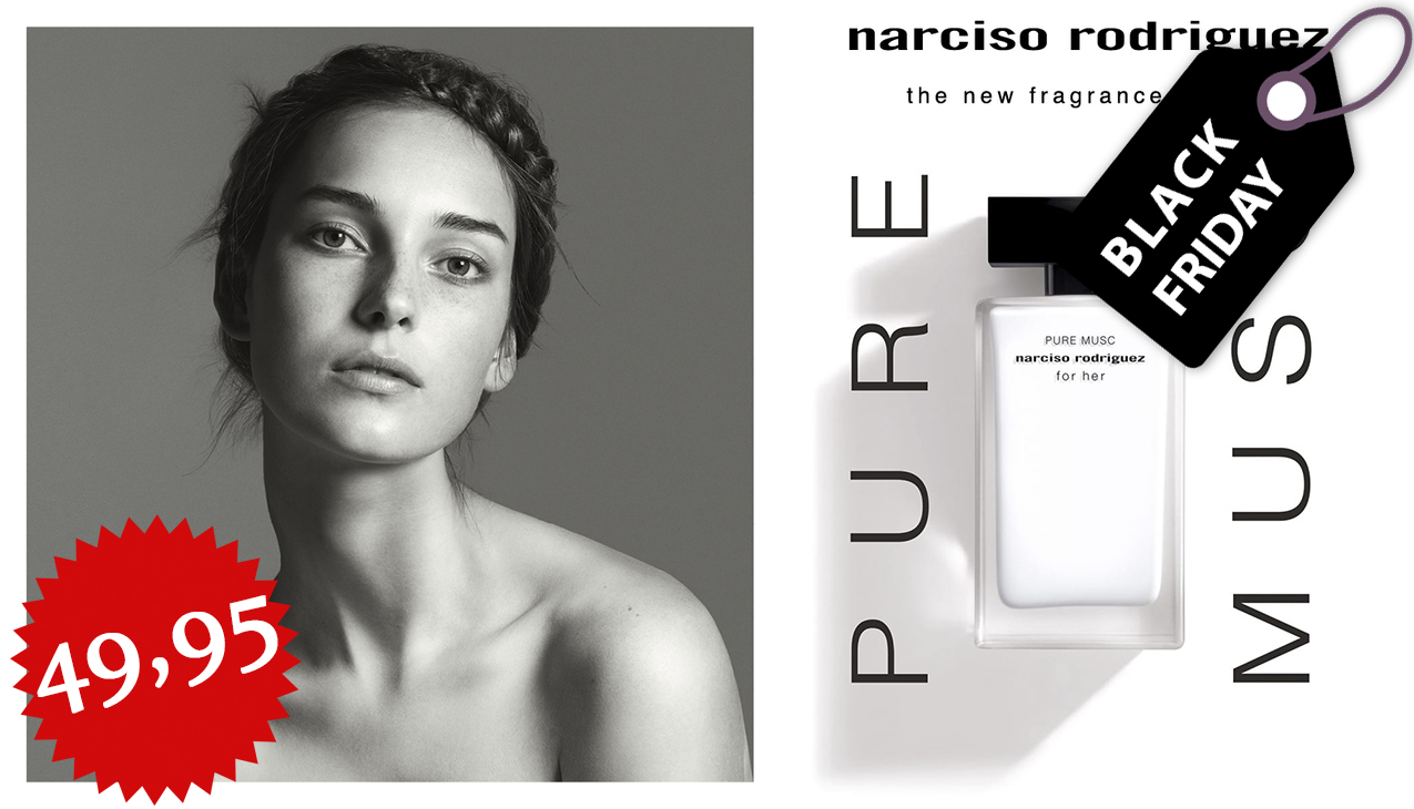 Nu 44% goedkoper! Narciso Rodriguez for Her Pure Musc Set