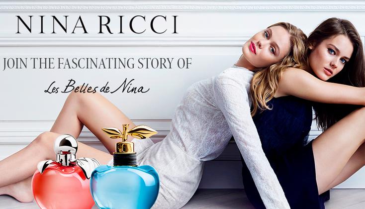 Les Belles de Nina - Nina Ricci Luna