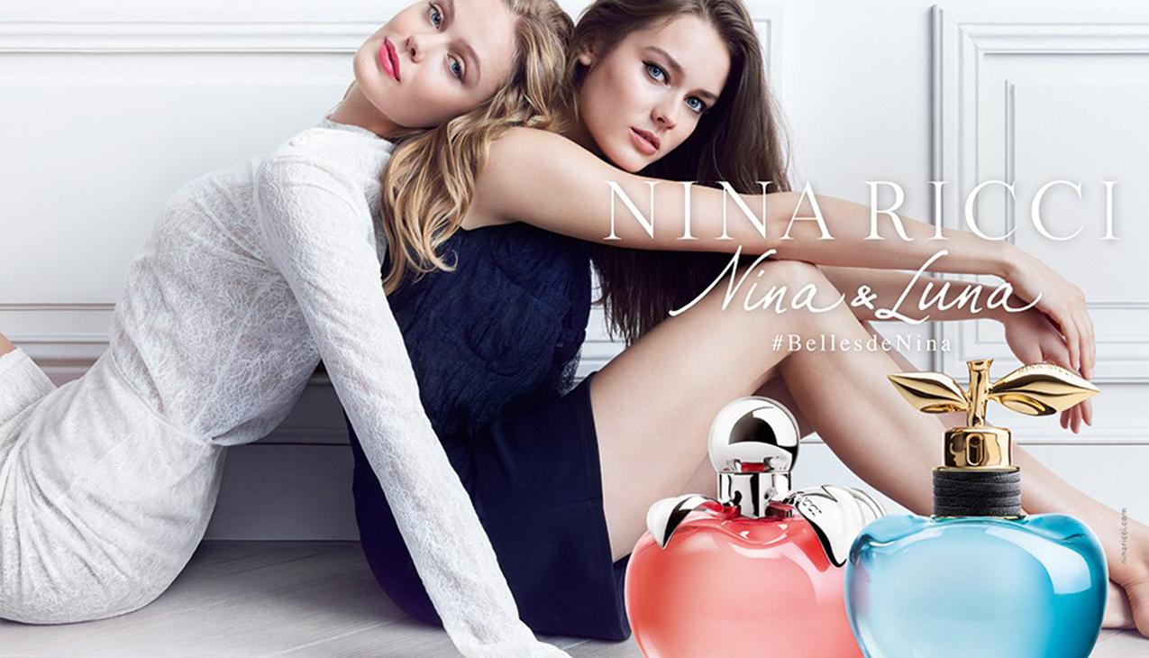 Nina Ricci Nina; een magische frisse fruitige florale geur