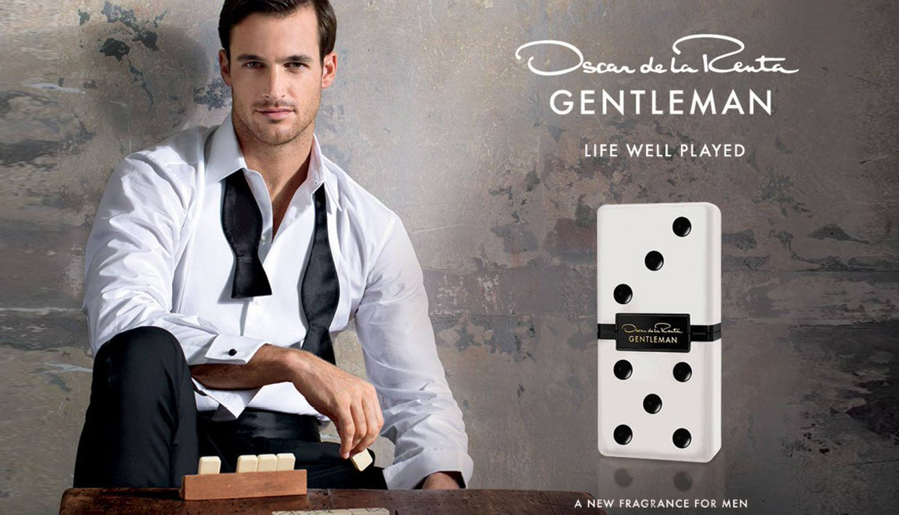 Oscar de la Renta Gentleman : Life well played