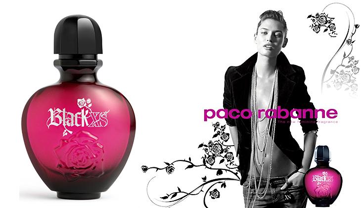 Paco Rabanne Black XS pour Elle; vrouwelijk, sexy en betoverend