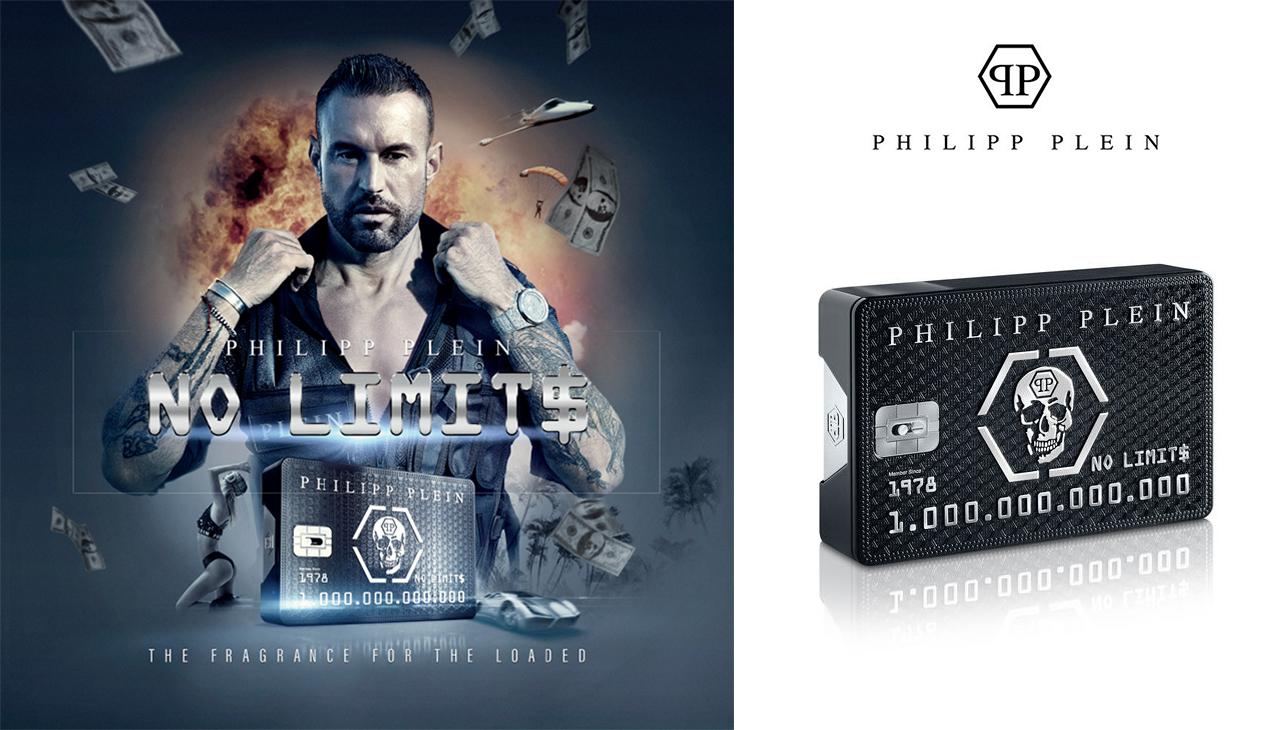 Aanbieding! Philipp Plein No Limit$ 50ml edp van € 78,05 voor € 32,95