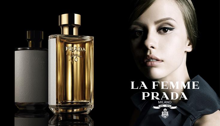 Prada La Femme opent de deuren naar nieuwe emoties
