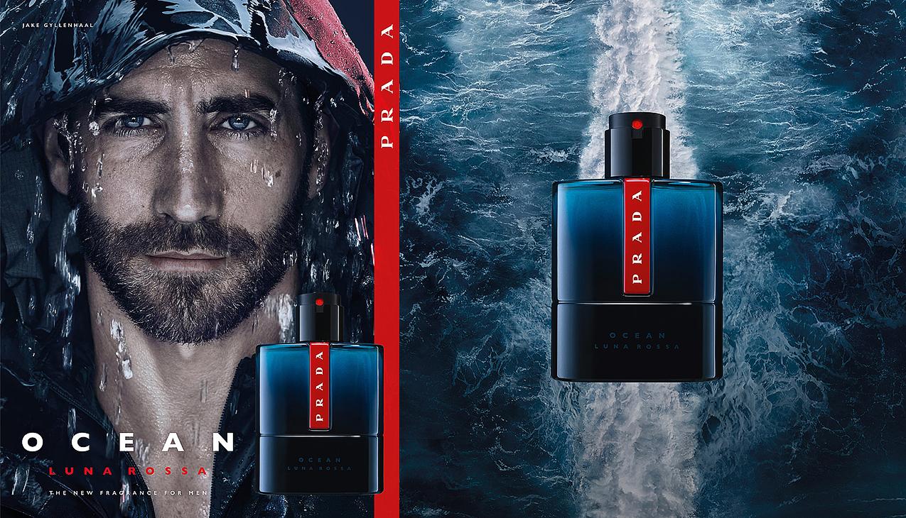 Nieuw! Prada Luna Rossa Ocean; mannelijke elegantie en pure frisheid