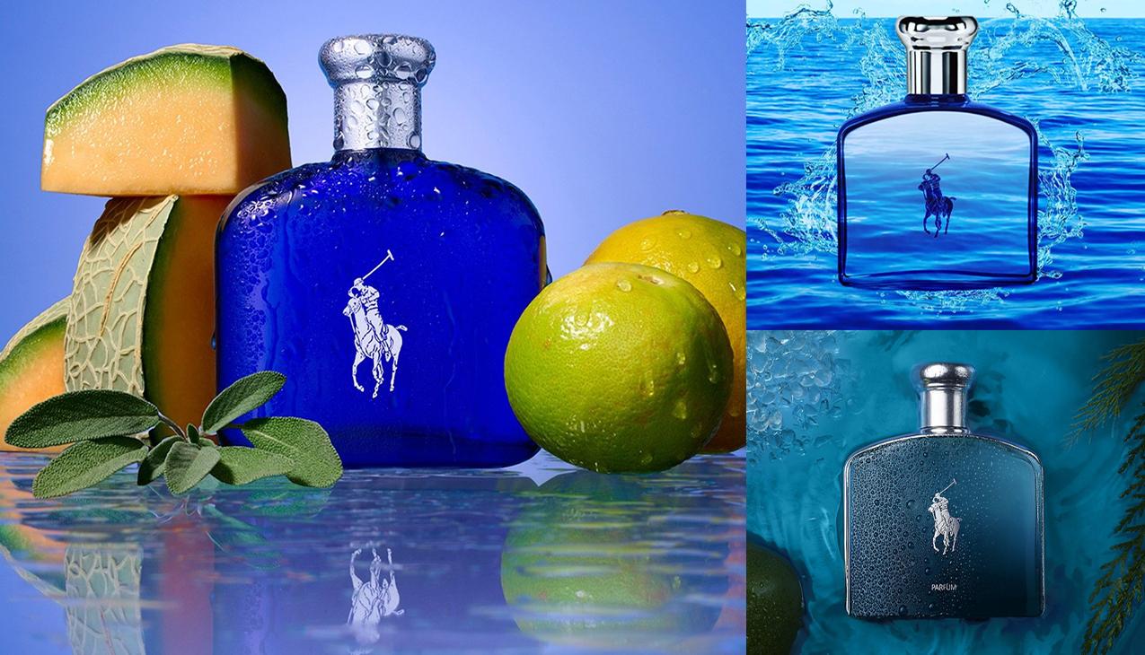 Ralph Lauren Polo Blue; een uitbarsting van aquatische frisheid