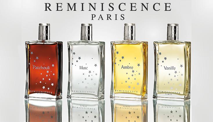 Reminiscence parfum houdt de herinnering levend