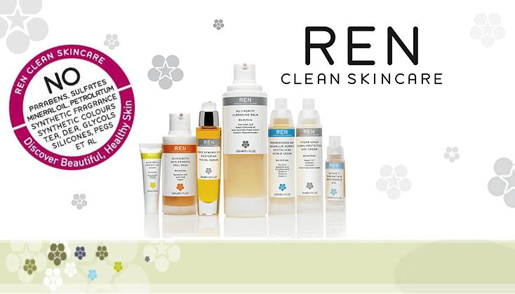 REN Clean Bio-Active Skincare