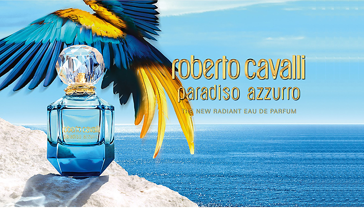 Roberto Cavalli Paradiso Azzurro; een unieke touch van verleiding