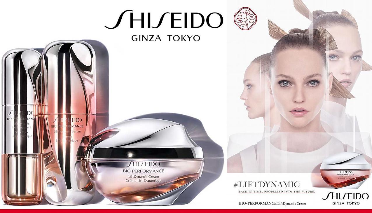 Shiseido Bio Performance LiftDynamic huidverzorgingsproducten