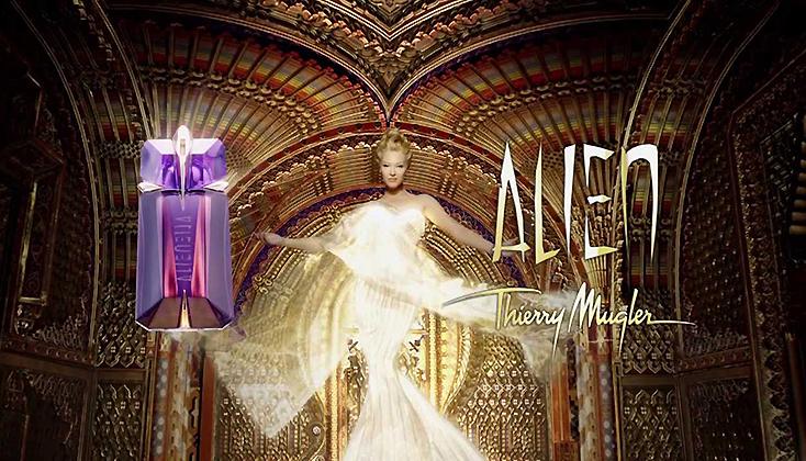 Thierry Mugler Alien; het elixir van absolute vrouwelijkheid