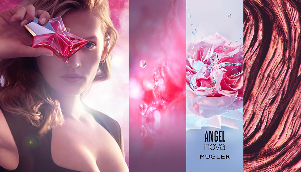 Nieuw! Thierry Mugler Angel Nova; geloof in dromen