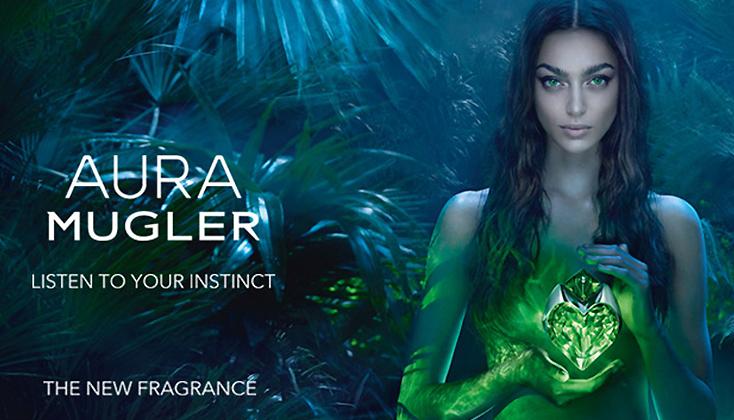 Aura Mugler; een geheime en vitale kracht, een mysterieuze levensenergie