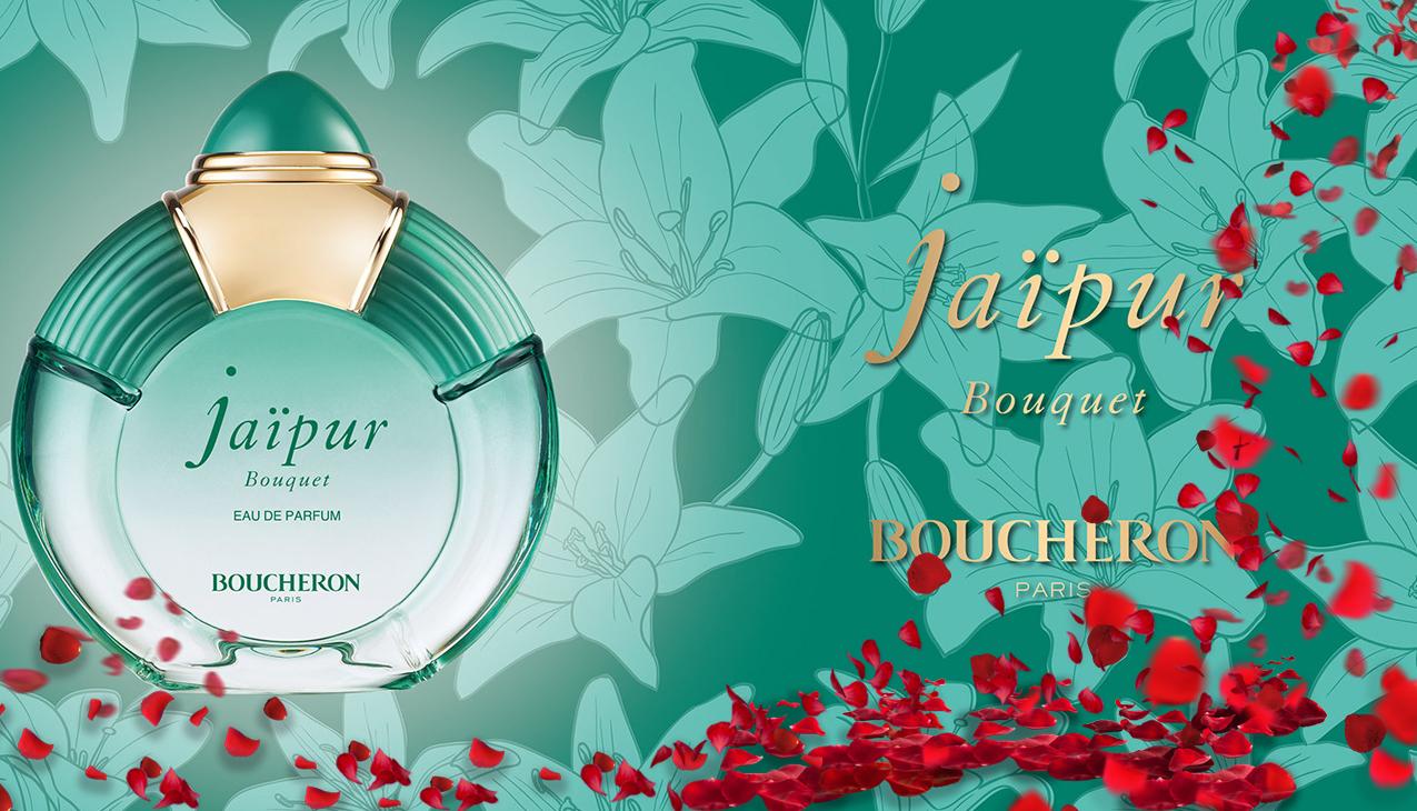 64% Korting! Boucheron Jaïpur Bouquet 100ml Eau de Parfum