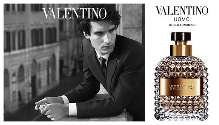 Valentino Uomo; een elegante moderne klassieker