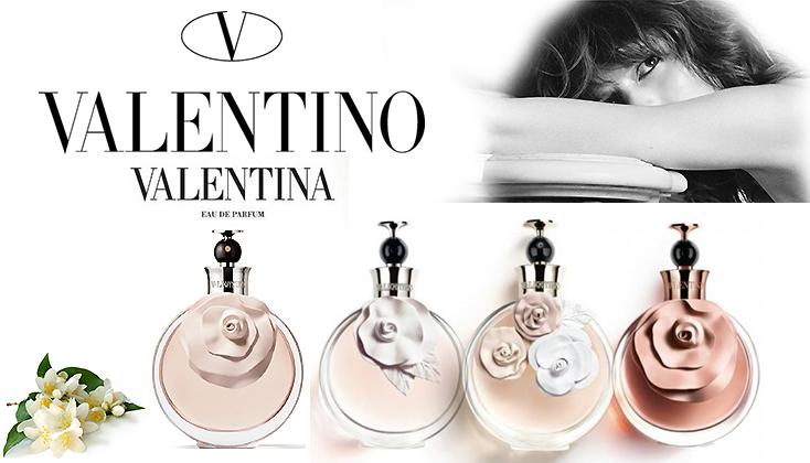 Valentina eau de parfum; elegant en sensueel | hoge korting!