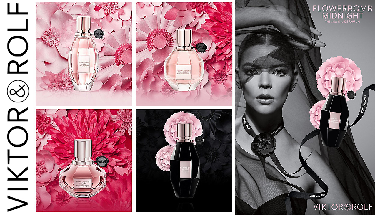 Flowerbomb Midnight; verslavend en sensueel, intiem en sprankelend