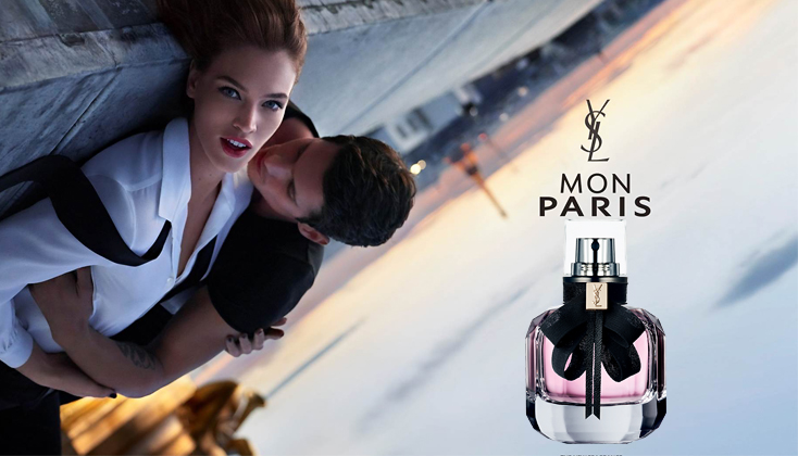 Nieuw van Yves Saint Laurent ! Mon Paris eau de parfum