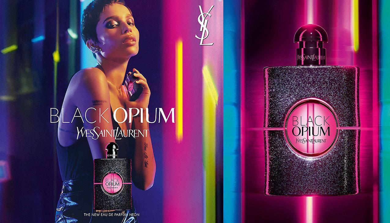 Nieuw! YSL Black Opium Neon: een opwindende geur voor bedwelmende momenten