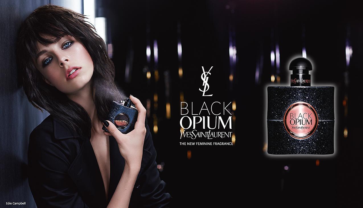 Yves Saint Laurent Black Opium; verleidelijk en mysterieus