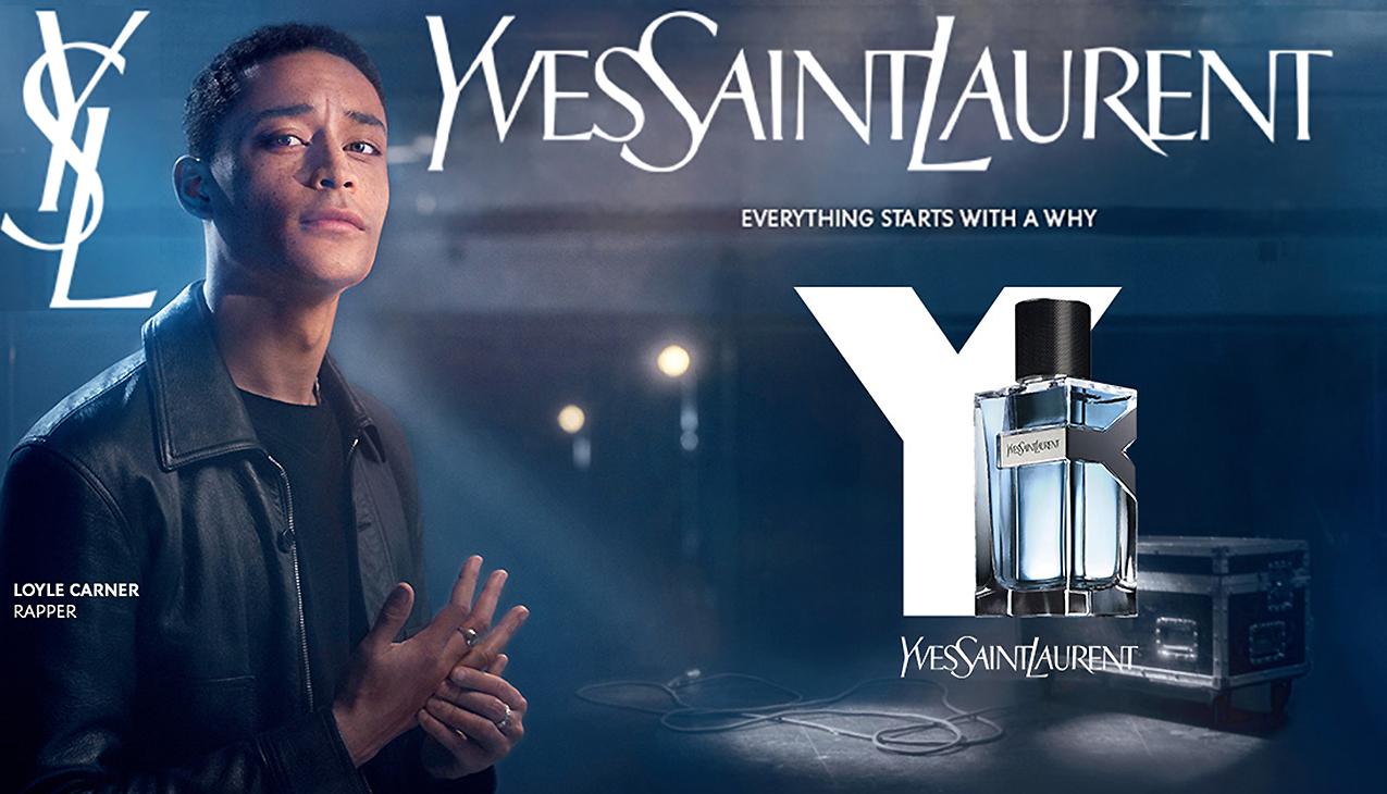 Yves Saint Laurent Y; onweerstaanbaar en zelfverzekerd