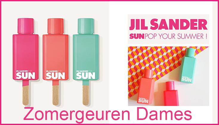 De lekkerste zomergeuren voor dames, parfums voor een sprankelende zomer