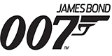 James Bond dames logo