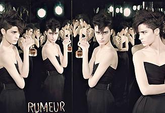 Rumeur (2 Rose)